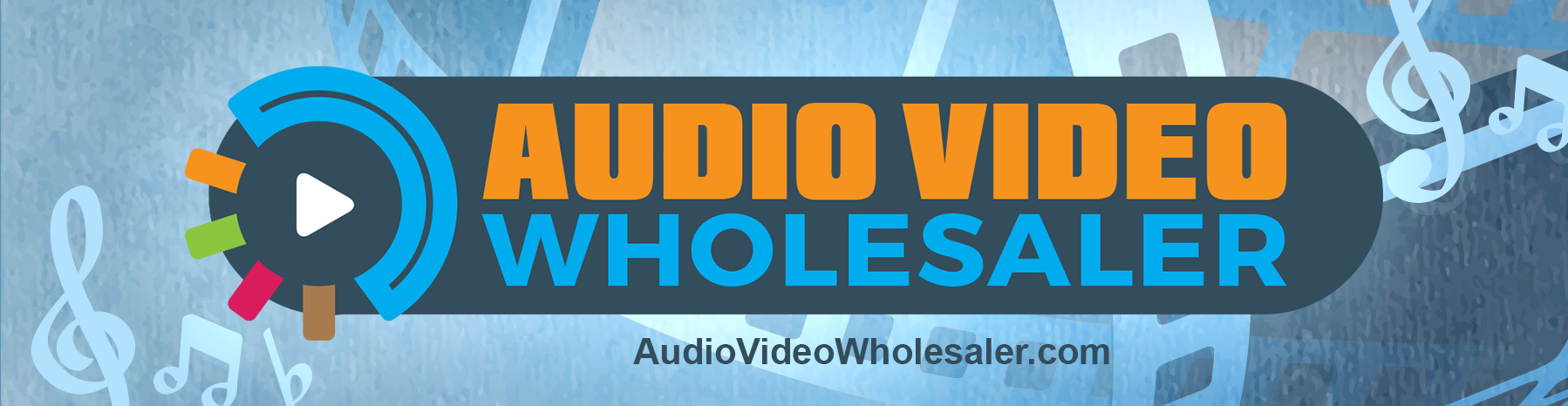 Audio Video Wholesaler header image